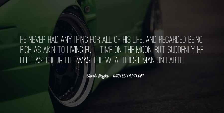 Sayings About Living Life To The Full #718546