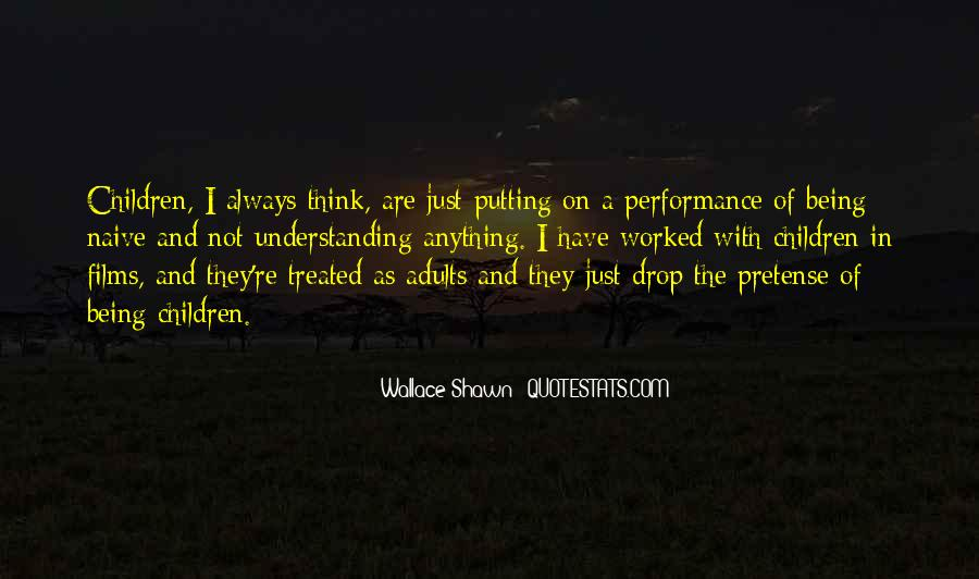Sayings About Not Being Naive #1797062