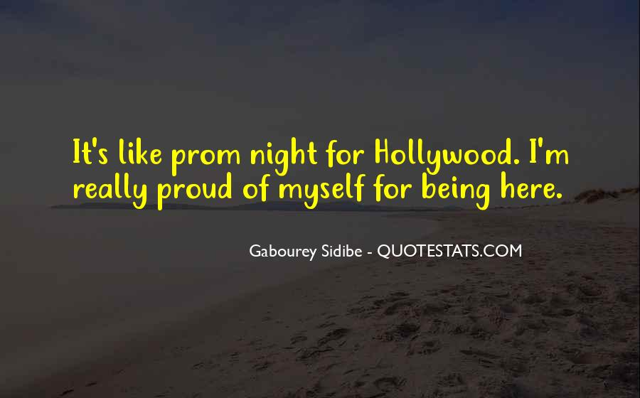 Sayings About Being Too Proud #123477