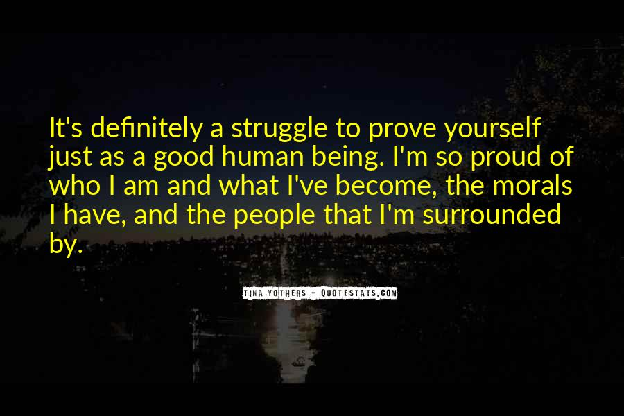 Sayings About Being Too Proud #169573