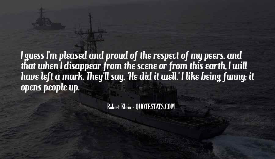 Sayings About Being Too Proud #228462
