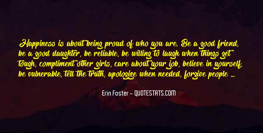 Sayings About Being Too Proud #244459