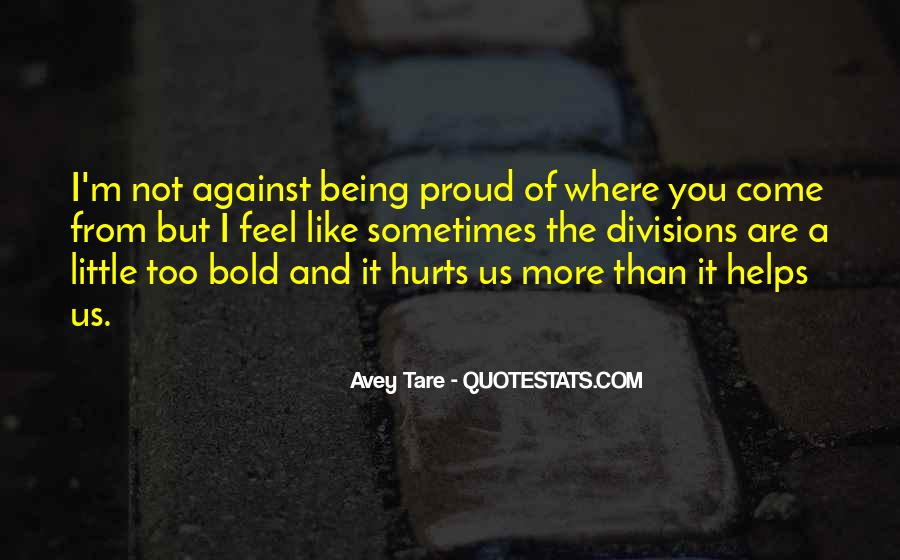 Sayings About Being Too Proud #905773