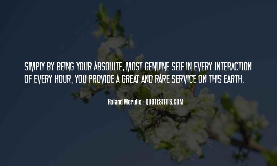 Sayings About Great Service #100047