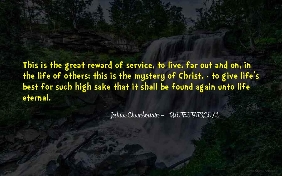 Sayings About Great Service #247860