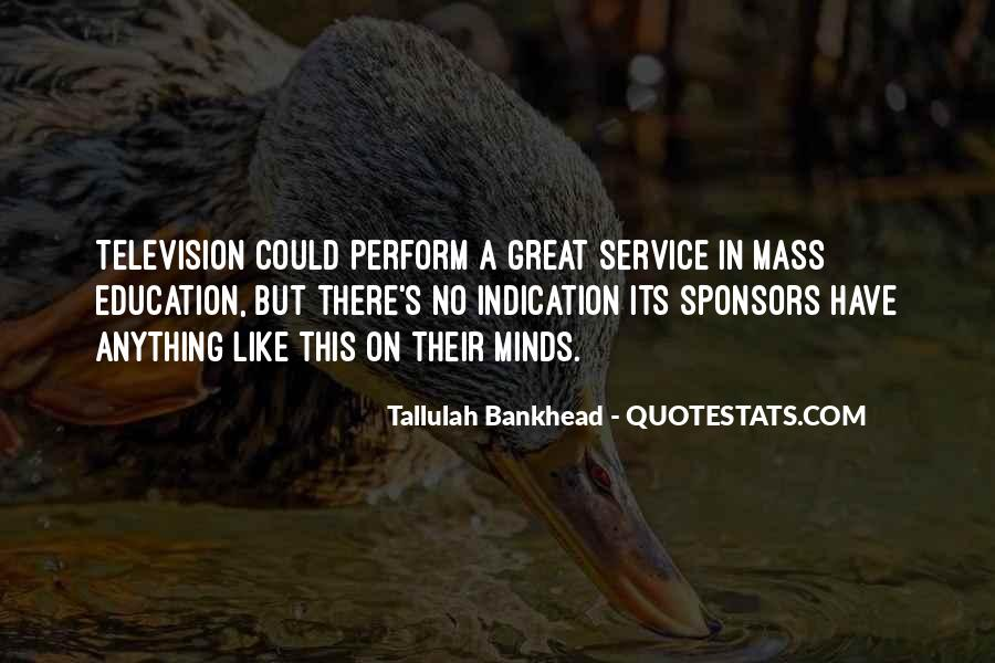 Sayings About Great Service #289833