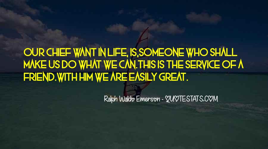 Sayings About Great Service #313866