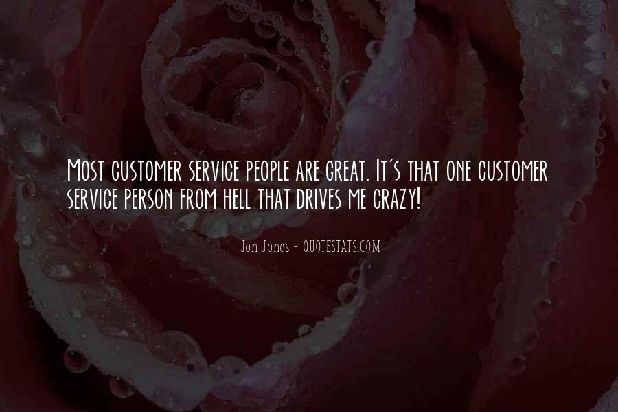 Sayings About Great Service #342745