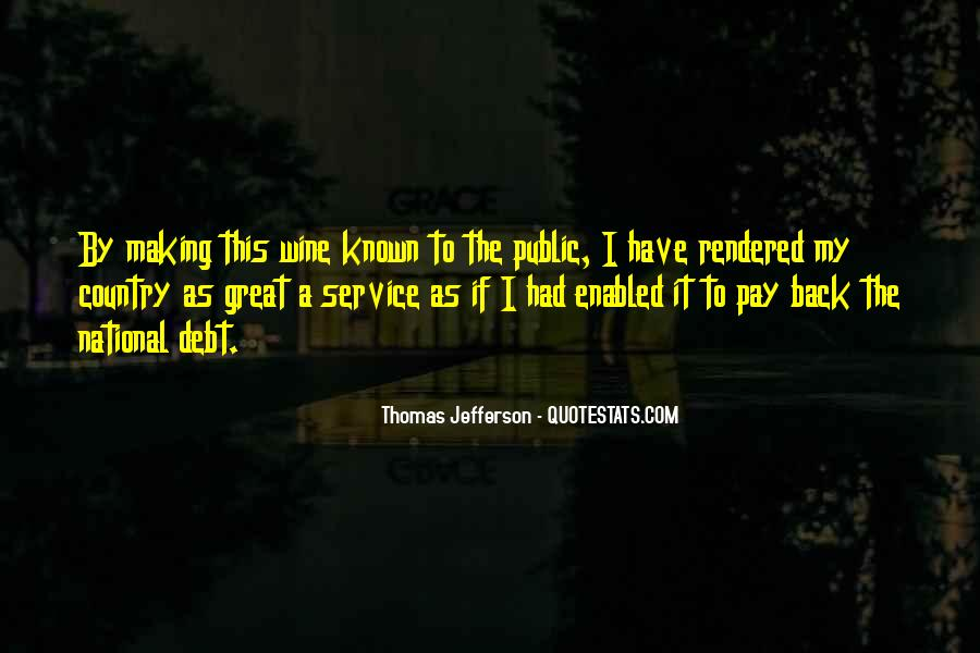 Sayings About Great Service #393024
