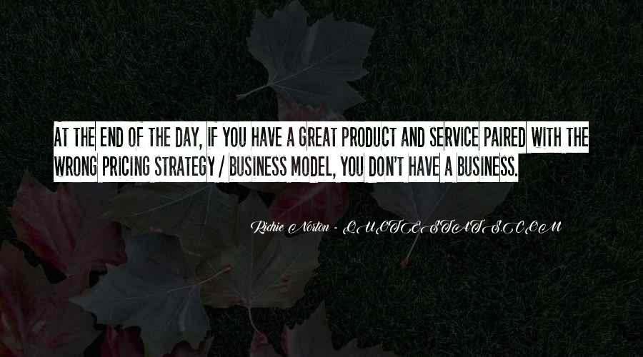 Sayings About Great Service #401465
