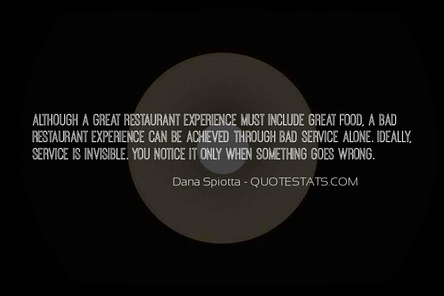 Sayings About Great Service #471855