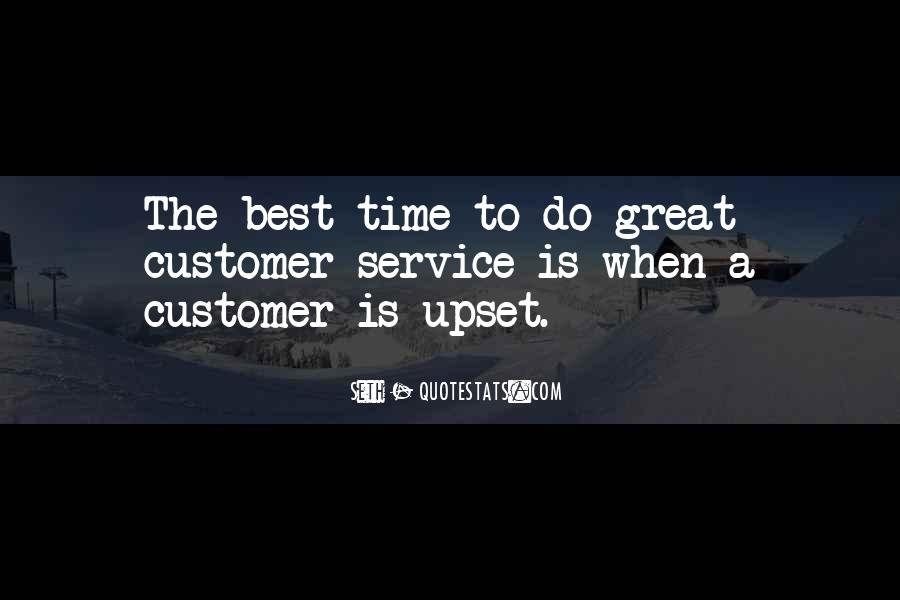 Sayings About Great Service #490871