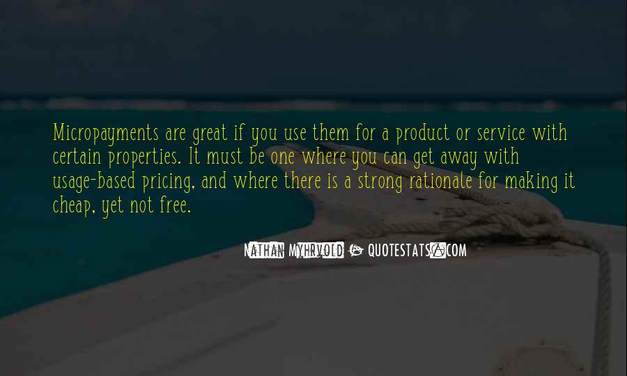 Sayings About Great Service #570546