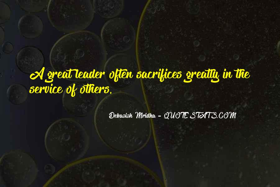 Sayings About Great Service #695562