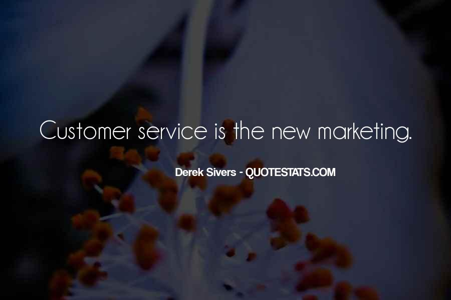 Sayings About Great Service #746605