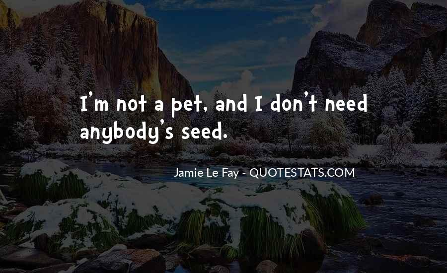 Sayings About A Pet #299255