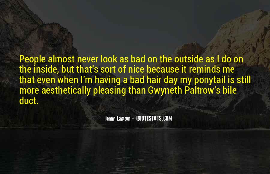 Sayings About Having A Nice Day #962791