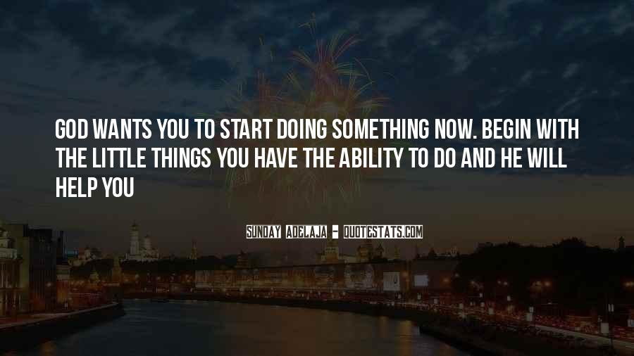 Sayings About Doing Things Now #135507