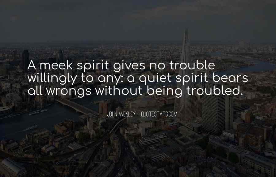 Sayings About Being Troubled #933359
