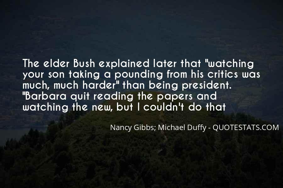 Sayings About Being A President #1204739
