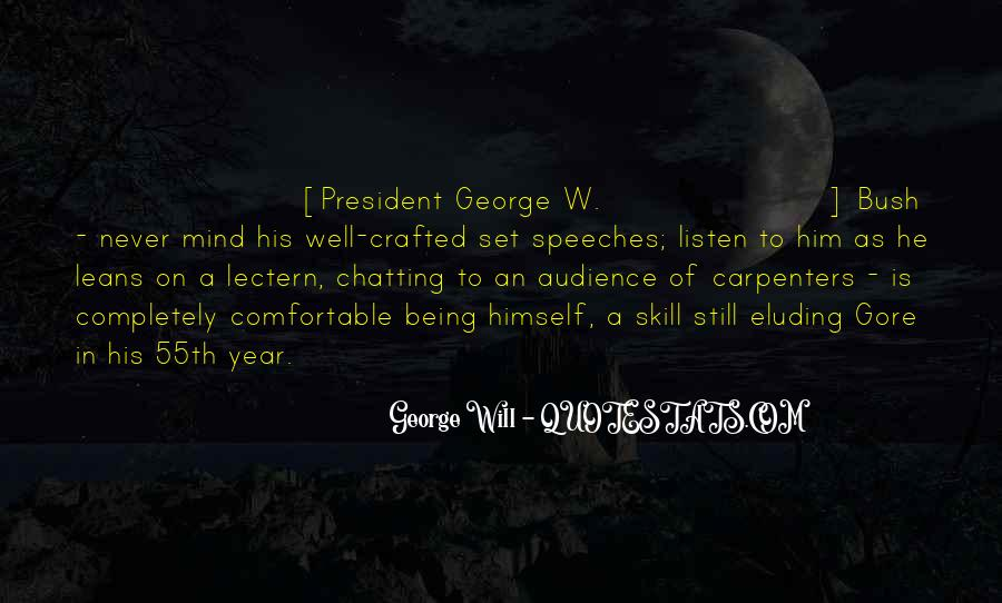 Sayings About Being A President #148118