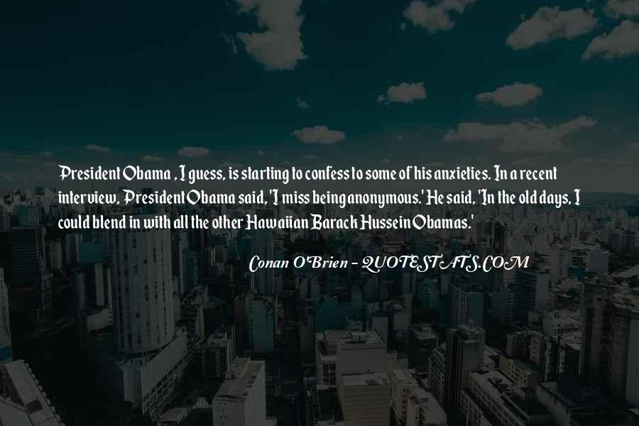 Sayings About Being A President #365895