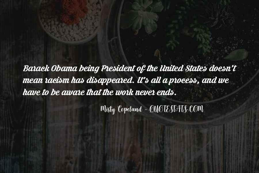 Sayings About Being A President #387623