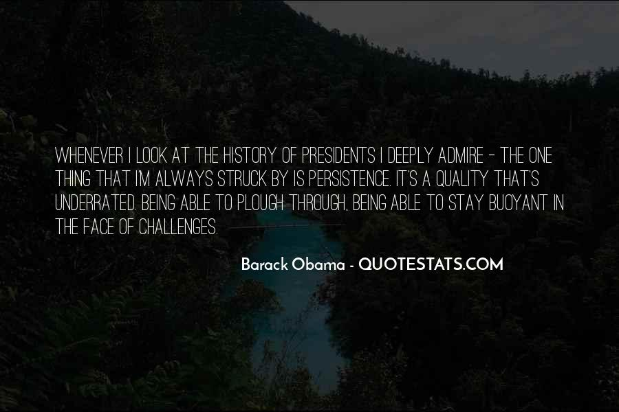 Sayings About Being A President #474201