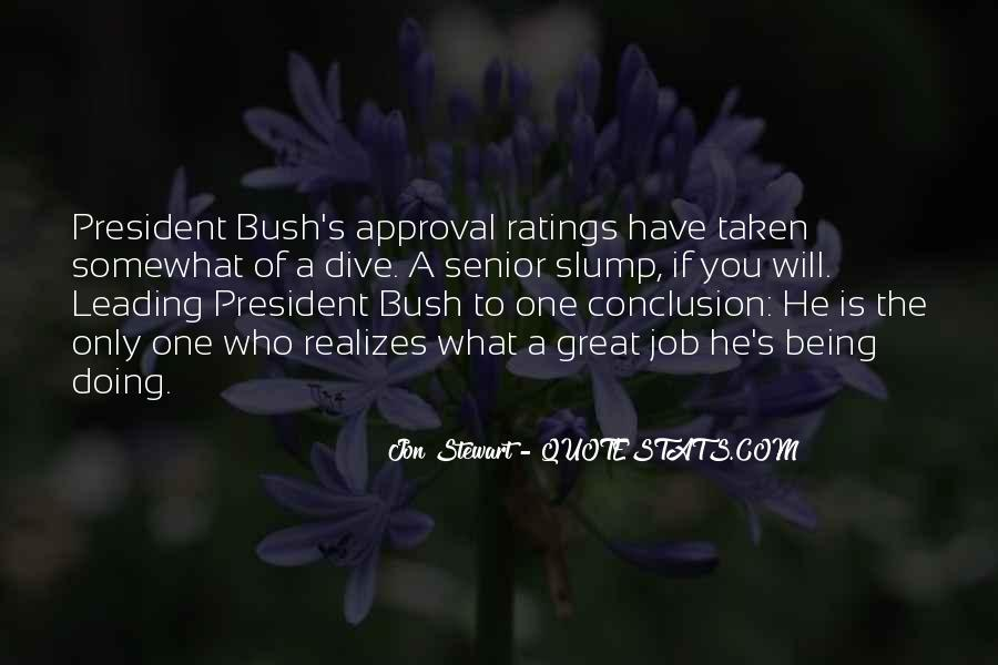 Sayings About Being A President #740657