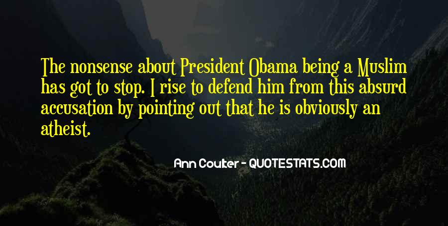 Sayings About Being A President #765470