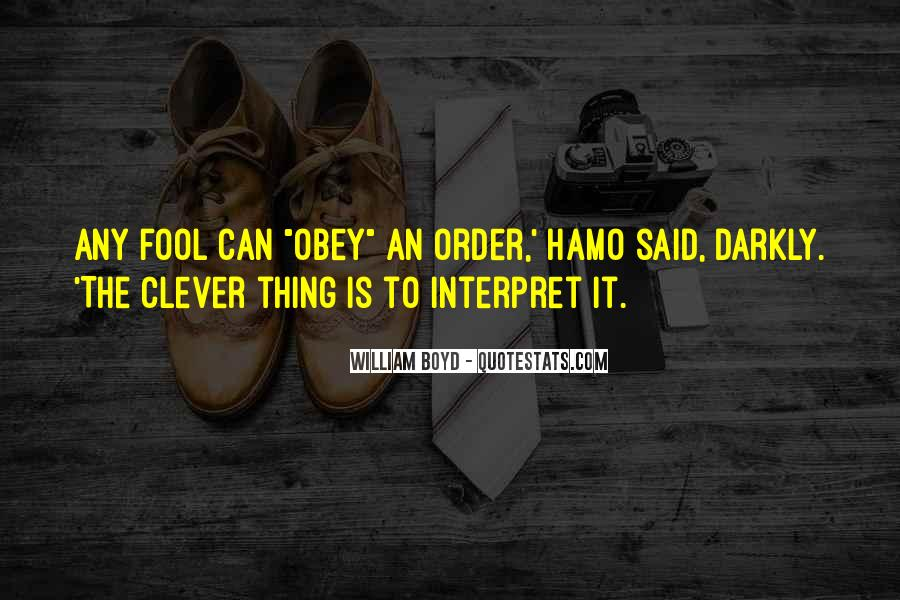 Any Clever Sayings #357459