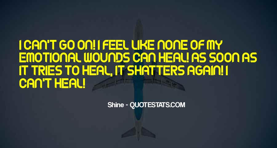 Quotes About Feeling Sad #121416