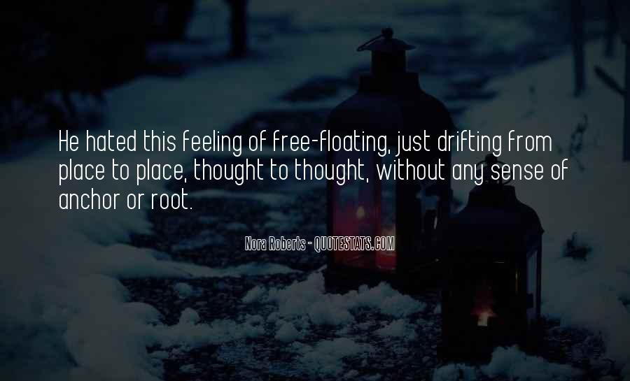 Quotes About Feeling Sad #702413