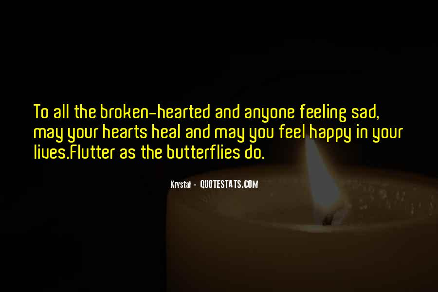 Quotes About Feeling Sad #957276