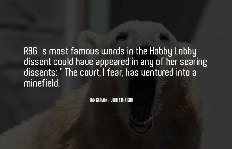 Famous Court Sayings #359485