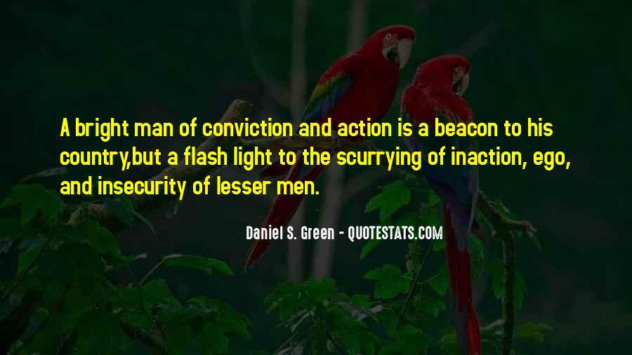 Action Man Sayings #129928