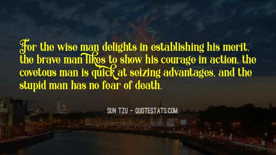 Action Man Sayings #167696