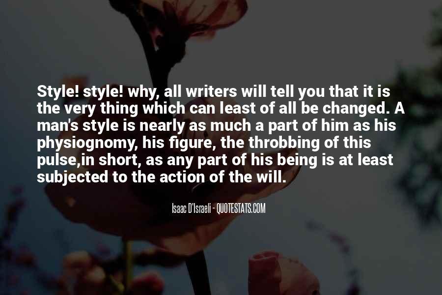 Action Man Sayings #17735