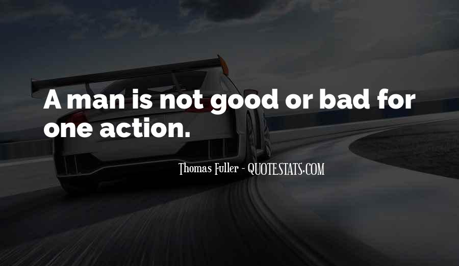Action Man Sayings #945
