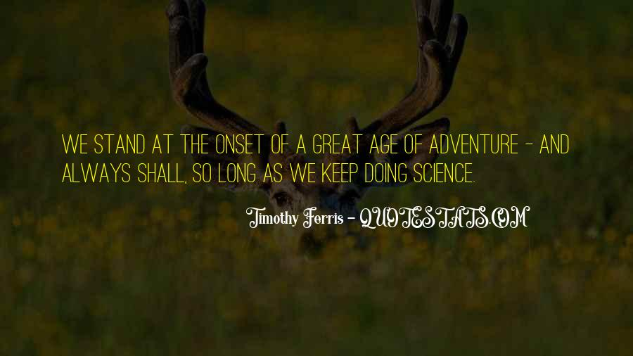 Great Adventure Sayings #114899