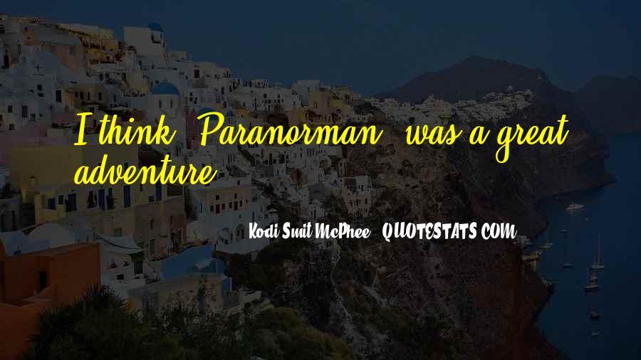 Great Adventure Sayings #16557