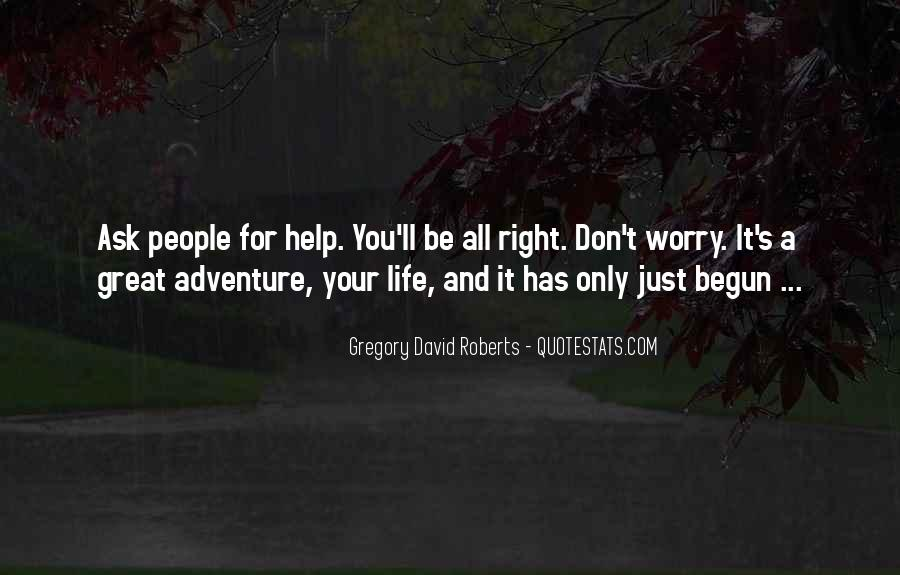 Great Adventure Sayings #294570