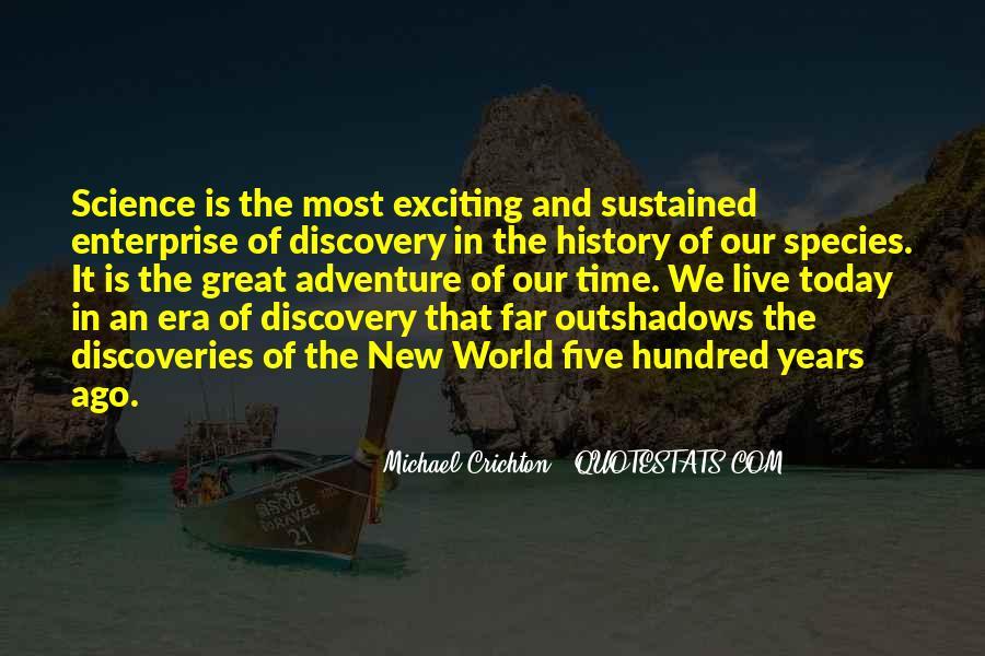 Great Adventure Sayings #356537