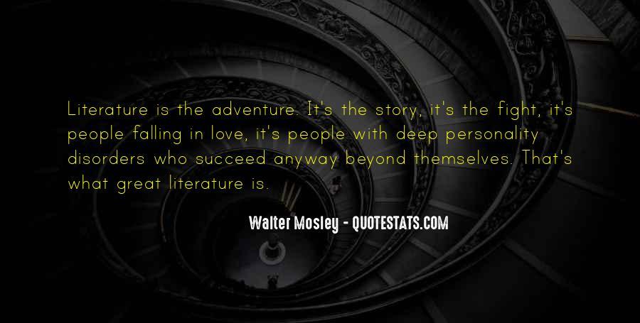 Great Adventure Sayings #405295