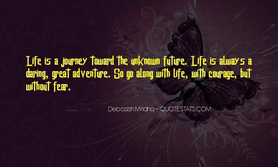 Great Adventure Sayings #409863