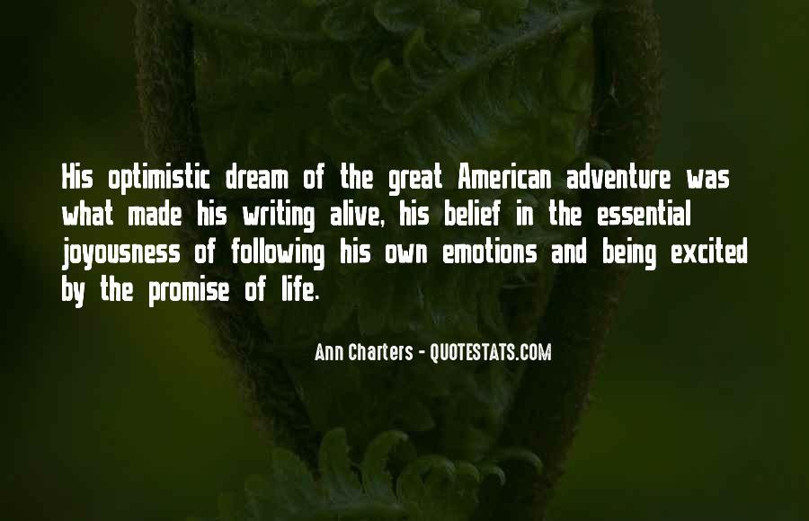 Great Adventure Sayings #512428