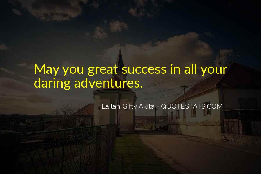 Great Adventure Sayings #584593