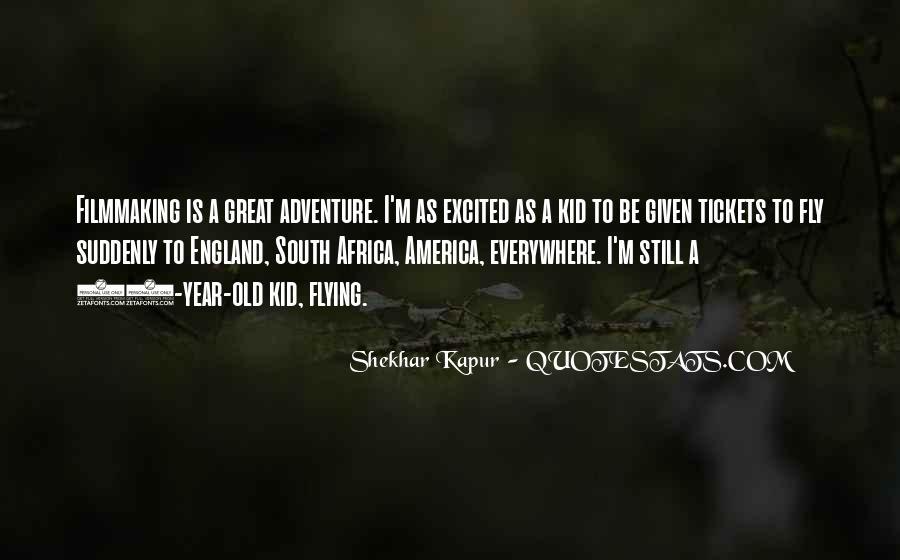 Great Adventure Sayings #610238