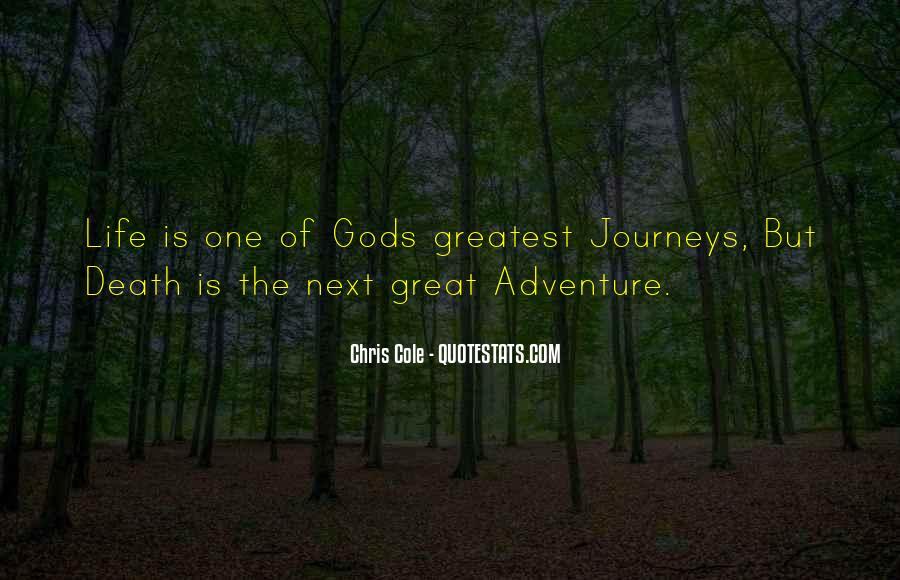 Great Adventure Sayings #861869