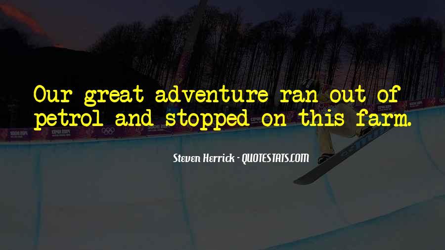 Great Adventure Sayings #951045
